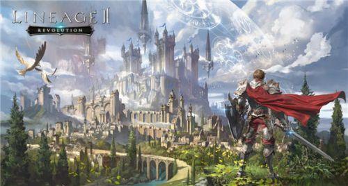 天堂2誓言安卓版游戏截图-1