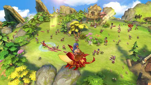仙境传说RO:守护永恒的爱游戏截图-3