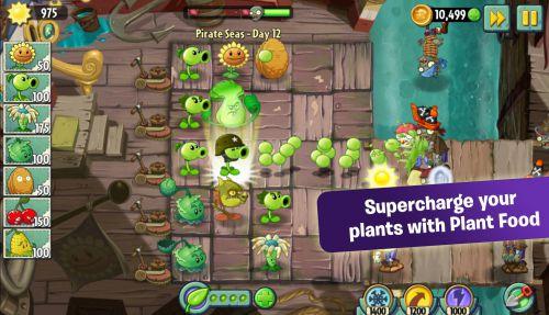 植物大战僵尸2游戏截图-0