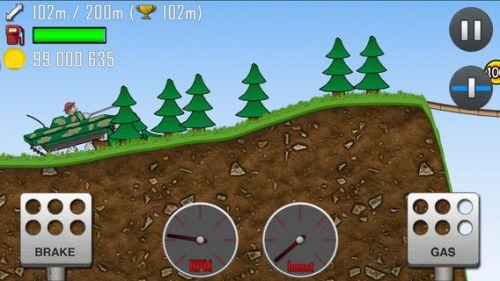 登山赛车游戏截图-3