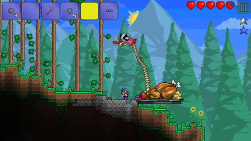 泰拉瑞亚电脑版游戏截图-3