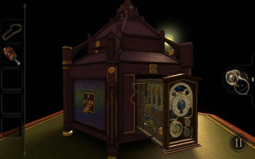 未上锁的房间最新版游戏截图-0