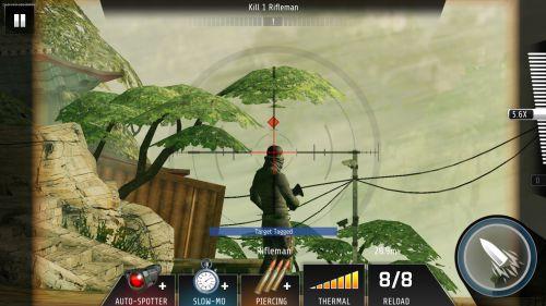 致命狙击游戏截图-1