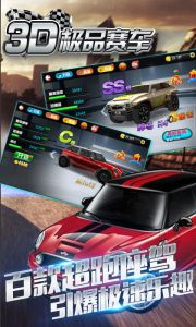 3D极品赛车电脑版游戏截图-0