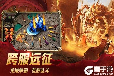 龙城秘境九游版游戏截图-3