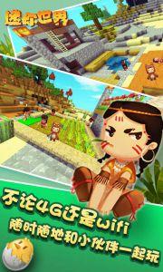 迷你世界最新版游戏截图-2