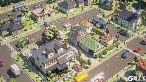 模擬小鎮最新版游戲截圖-1