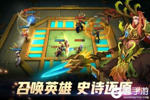 万界英雄九游版游戏截图-2