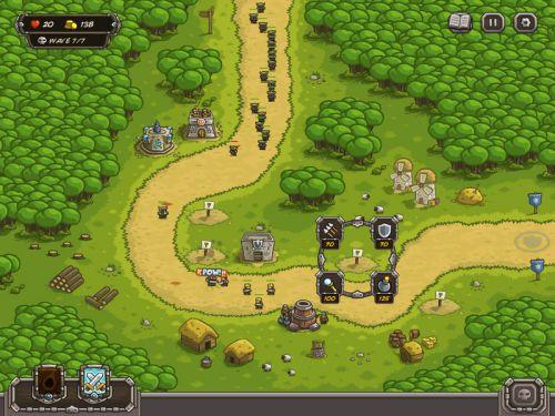 王国保卫战官方版游戏截图-1