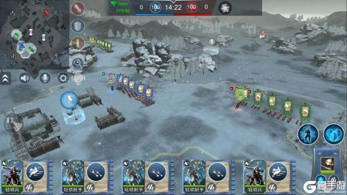 王朝崛起:即時戰術電腦版游戲截圖-0