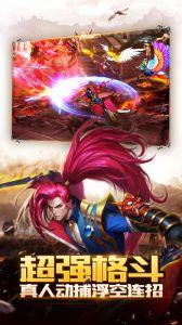 神龙武士游戏截图-1