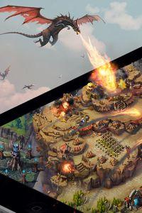 巨龙之战游戏截图-1