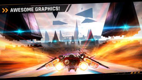 极速飞行游戏截图-0