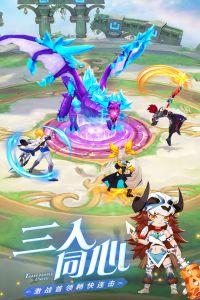 骑士之心电脑版游戏截图-2