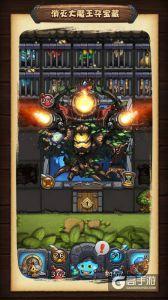 不思议迷宫游戏截图-3