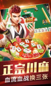 欢乐四川麻将3D版电脑版游戏截图-1
