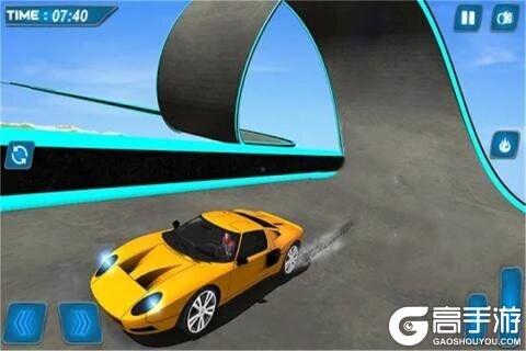 急速赛车官方版游戏截图-3