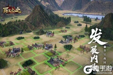 霸王之业2021游戏截图-0