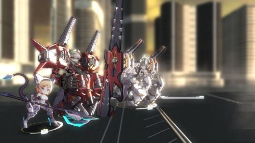 机动战姬:聚变辅助工具游戏截图-3