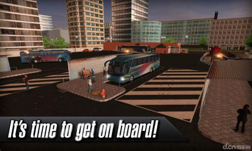 城市公交车巴士电脑版游戏截图-1