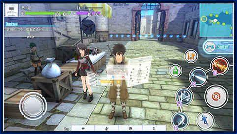 刀劍神域:關鍵斗士游戲截圖-2
