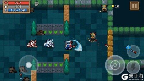 元气骑士安卓版游戏截图-8
