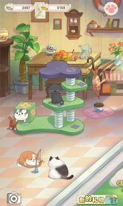 猫宅日记游戏截图-0