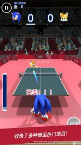 索尼克在2020东京奥运会游戏截图-4