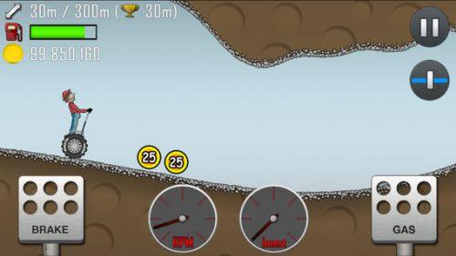 登山賽車最新版游戲截圖-0