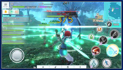 刀劍神域:關鍵斗士游戲截圖-1