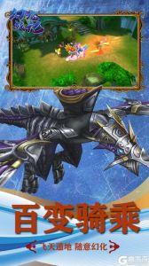 幻龙战记OL游戏截图-4