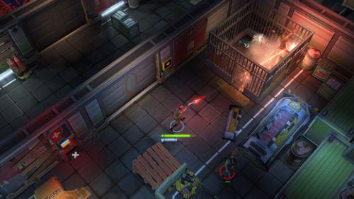 太空刑警2游戏截图-1