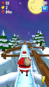 圣诞酷跑2游戏截图-2