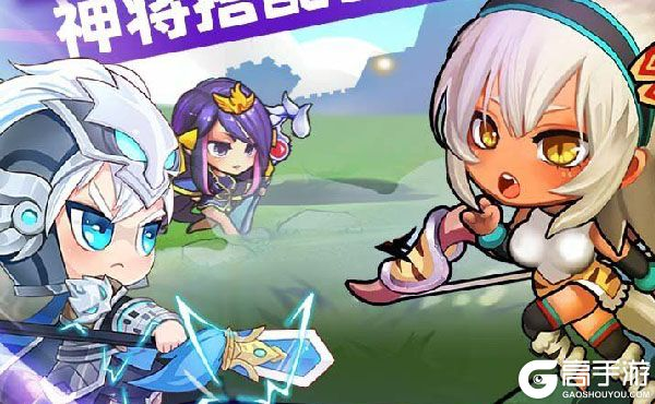 酷跑小英雄测试在即 最新官方版酷跑小英雄游戏下载来了