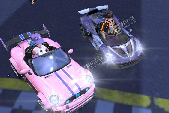 一起来飞车2游戏下载