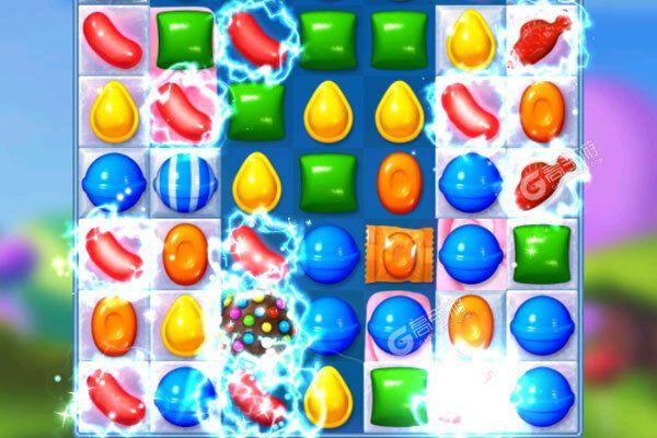 糖果缤纷乐九游版