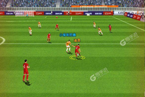 传奇冠军足球v1.0.0
